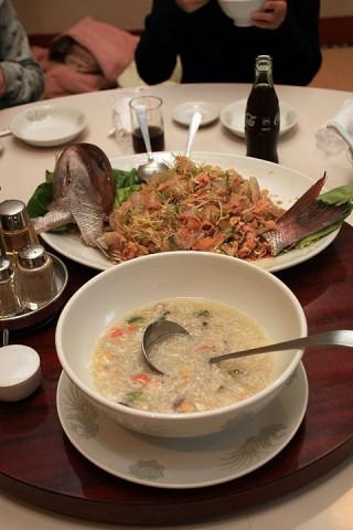 中華料理の「香山園」 加須市