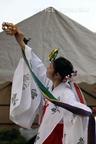 花崎鷲宮神社のお祭り