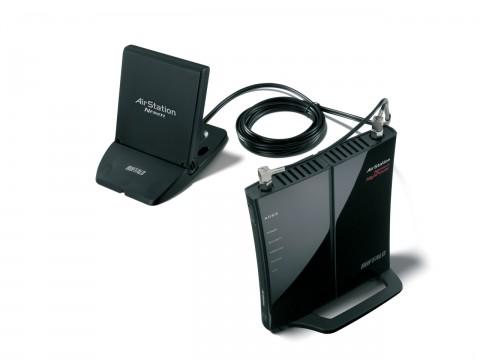 バッファローの無線LAN親機
