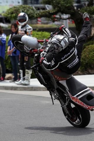 エクストリームバイクスタント