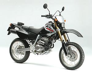 XR250モタード(MD30)