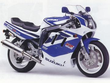 GSX-R750(GR7AC)